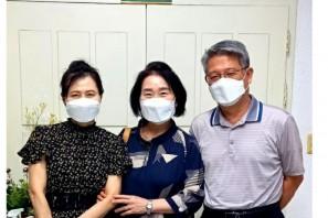 2021/1, 2  유순자 권사, 김기현 집사